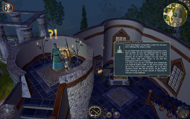Quests gibt es wahrlich genug, leider sind fast alle sehr langweilig designt.
