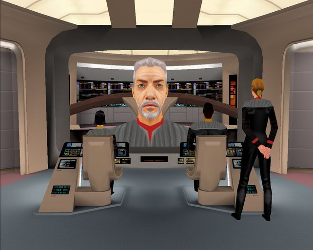 Eine neue Mission wartet (Star Trek: Bridge Commander).