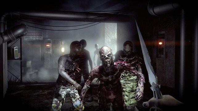 Obwohl Dead Island auch düstere Abschnitte bietet, sind Angst und Schrecken Fehlanzeige.