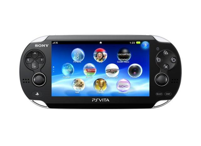 Die PS Vita legt vor allem technisch ganz schön zu - mit doppelt so viel Arbeitsspeicher wie die PS3.