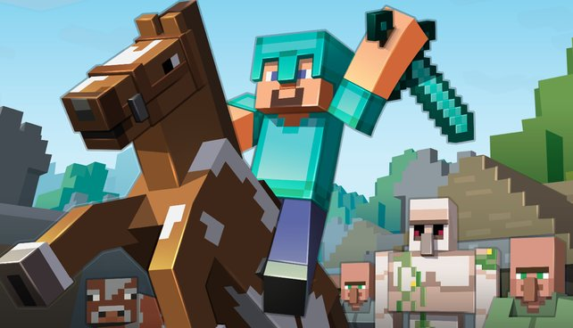 Minecraft Arbeit An Der Version Für PlayStation Geht Voran - Minecraft spiele ps3