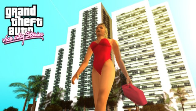 "Wie ein Radiomoderator sagt: ""Vice City, Vice Bitches"""