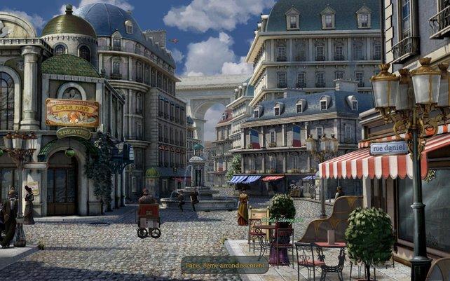 """Paris ist immer eine Reise wert, doch in """"Mata Hari"""" vergehen euch jegliche Reisefreuden."""