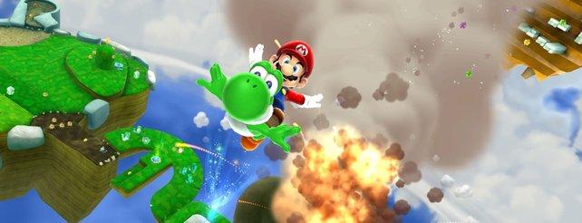 Wahr oder falsch? #62: Schattenhafte Kreaturen in Super Mario Galaxy 2
