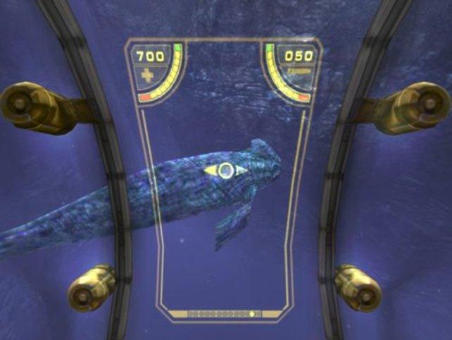 Die U-Boot-Ansicht