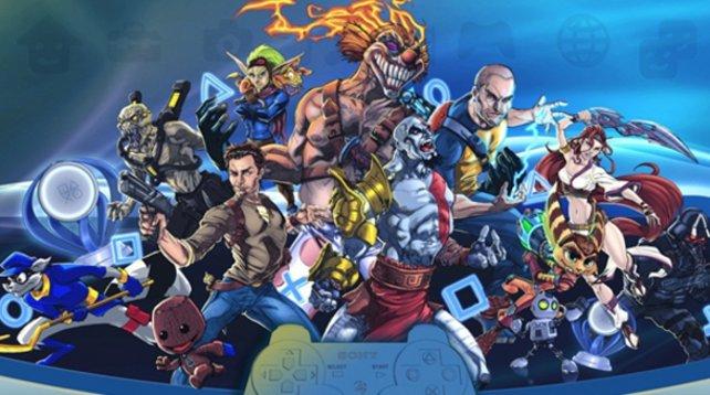 Hier seht ihr alle spielbaren Charaktere.