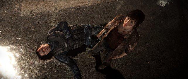 """Das neue Spiel der """"Heavy Rain""""-Macher hat noch keinen Termin. Ist """"Beyond - Two Souls"""" etwa doch ein PS4-Titel?"""