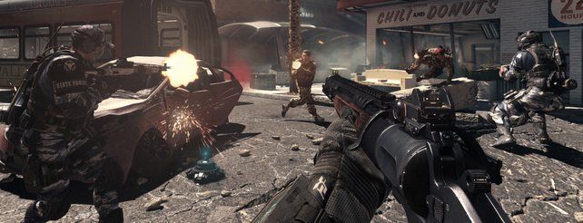 Call of Duty - Ghosts: Activision kündigt Extinction-Modus an