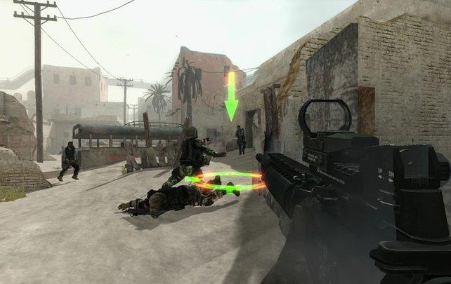 Neu an Shadow Company - The Mercenary War sind vor allen Dingen die Spielmodi.