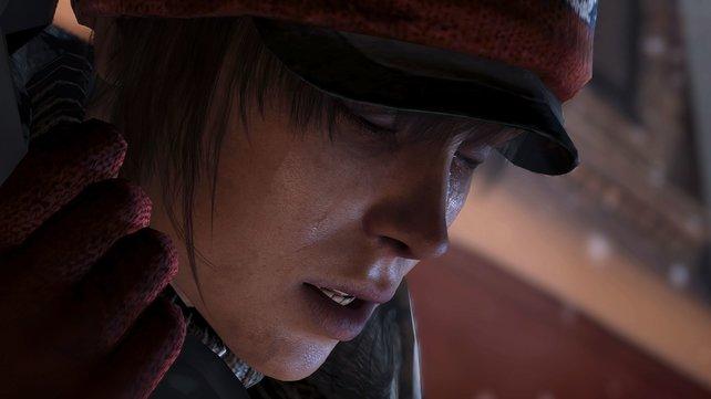Hauptdarstellerin Jodie ist hübsch und traurig zugleich.