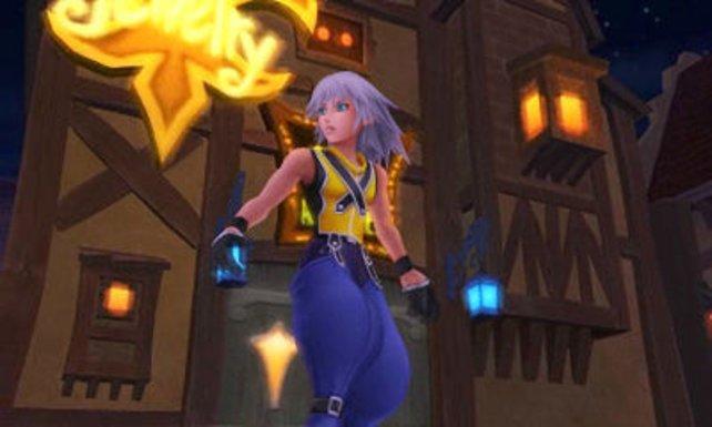 Oft spielt ihr als Soras Freund Riku.