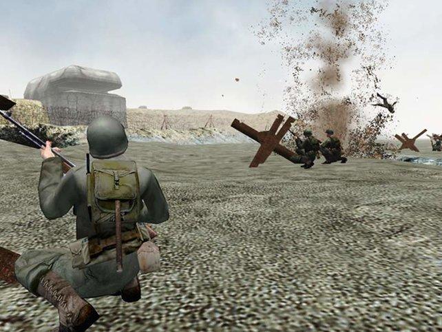 Die Macher von Allied Assault - dem ersten Medal of Honor für PC - gründen 2002 das Studio Infinity Ward.