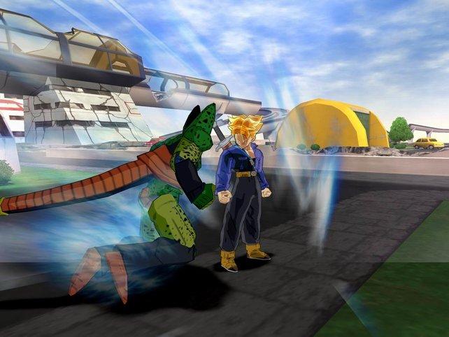 Zerstörbare Arenen, super Charakter-Grafiken