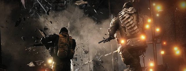Battlefield 4: Einstürzende Wolkenkratzer + Battlescreen im Mehrspieler-Video