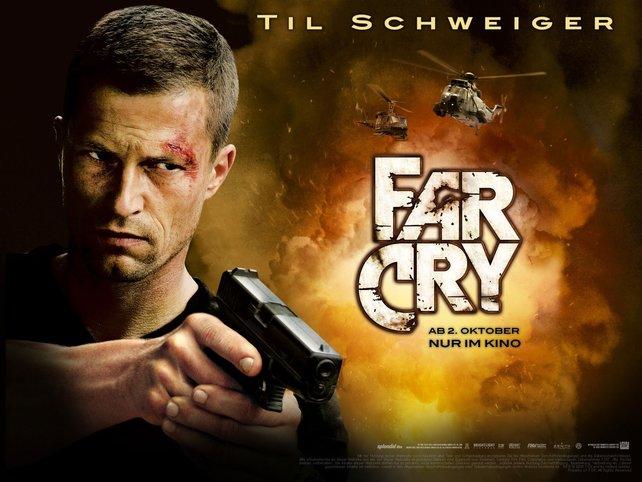 Würdet ihr euch Far Cry umsonst anschauen? Andreas Weidenhaupt nicht.
