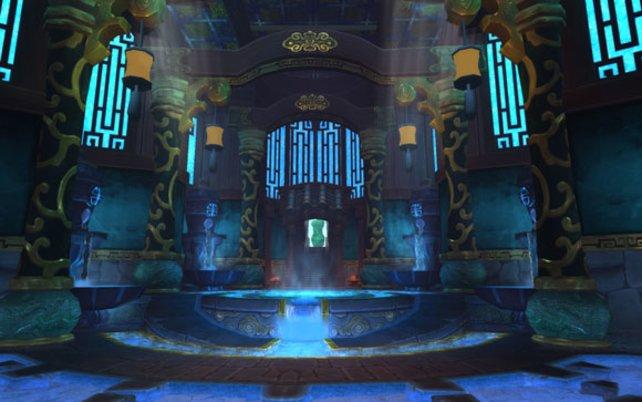 Die erste neue Instanz 'Tempel der Jadeschlange' ist ab Stufe 85.