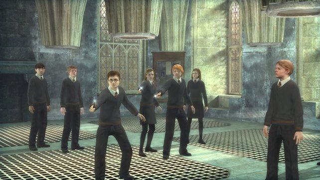 Harrys Truppe