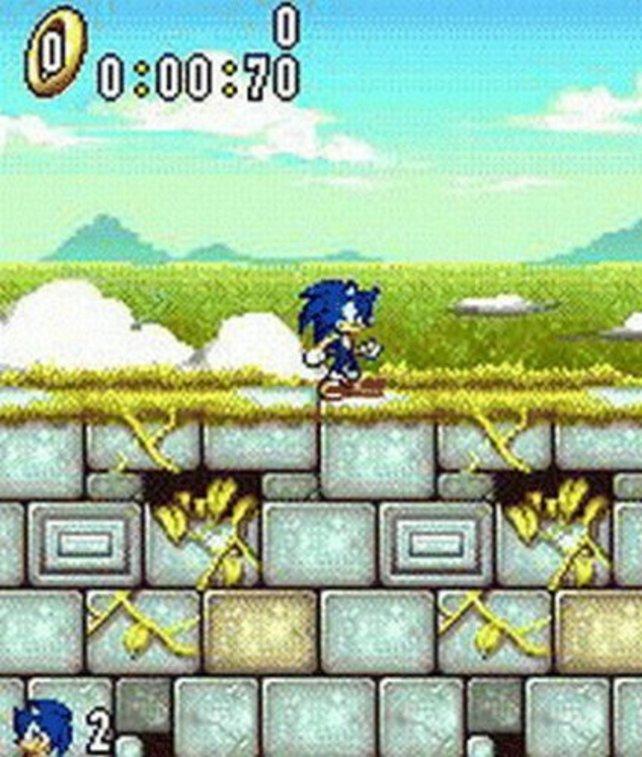 Weiter gehts, Sonic