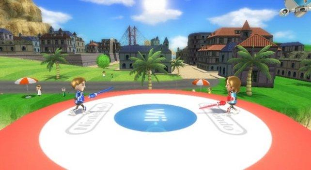 """""""Wii Sports Resort"""" soll an den Erfolg des Prequels anknüpfen."""