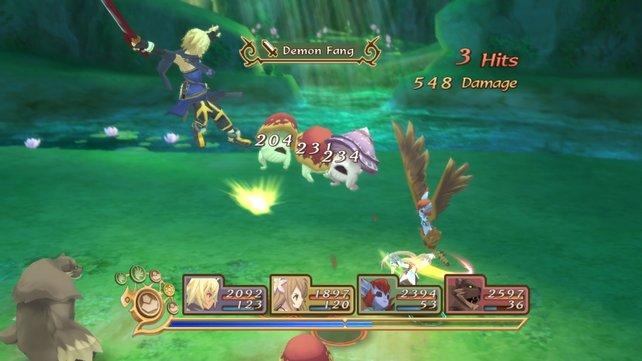 In Dawn of the New World unterstützen euch auch gefangene Monster im Kampf.