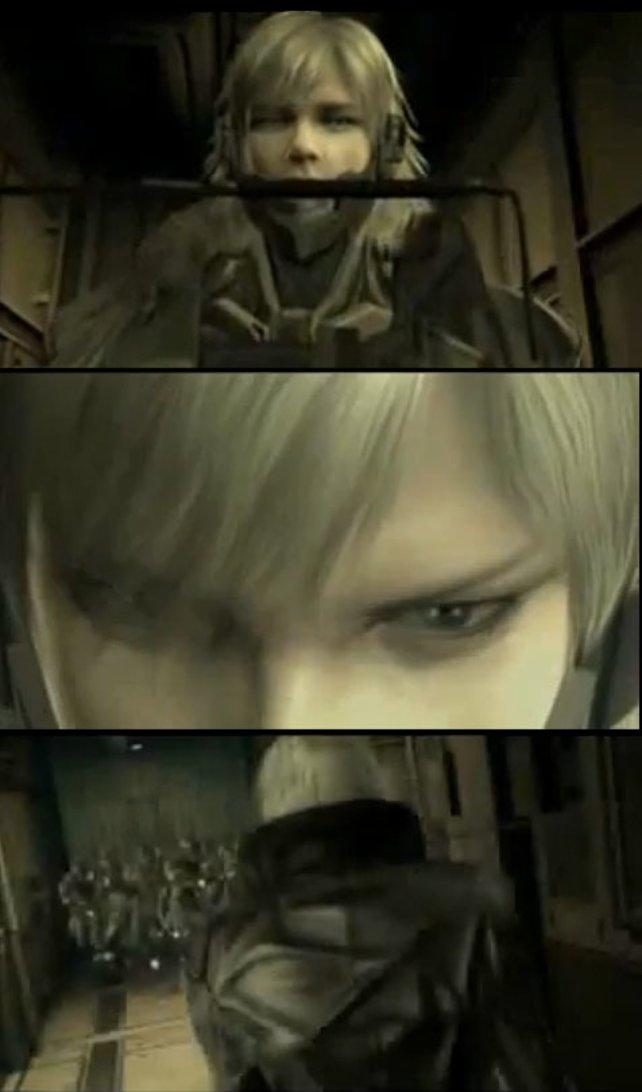 Schau mir in die Augen: Erste Spielszenen zeigen einen Schwert-schwingenden Raiden.