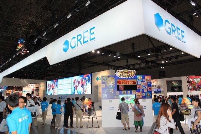 Gree erweitert seine Online-Spiele mit vielen bekannten Lizenzen.