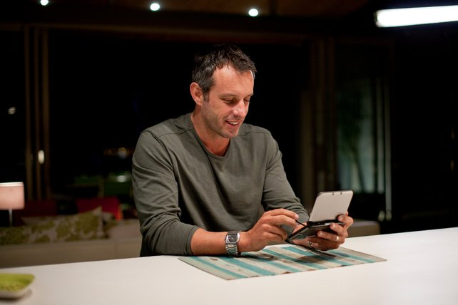Textlastige Spiele profitieren vom 3DS XL.