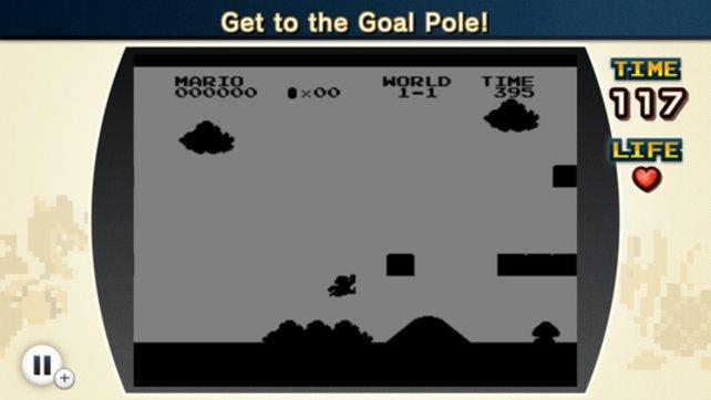 Schafft ihr den ersten Mario-Level auch, wenn ihr nur seinen Schattenriss seht?