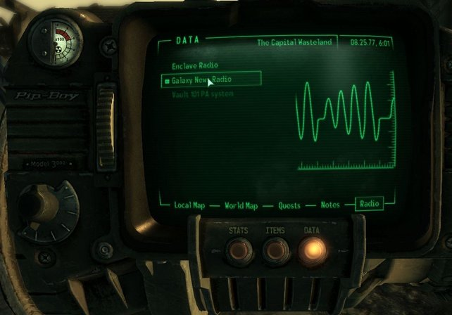 Im Optimalfall empfängt man angeblich das Zahlensender-Signal.