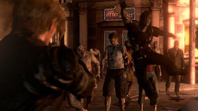 Die bissigen Zombies kehren zurück und sind agiler als je zuvor.