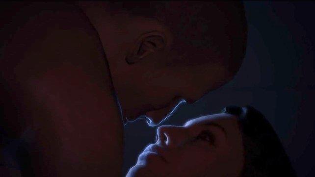 Zwischen aller Dramatik hat Mass Effect auch romantische Seiten.