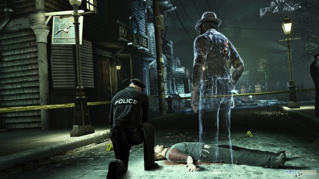 Murdered: Eines der Spiele ohne direkten Vorgänger auf der E3.