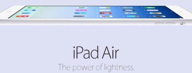 Leichter, dünner, brillanter: Apple stellt neue iPad-Modelle vor
