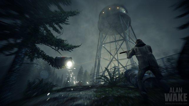 Tolle Lichteffekte und eine glaubwürdige Spielwelt sind referenzverdächtig.
