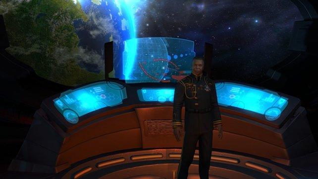 General Cypher führt euch durch eine der beiden Kampagnen.
