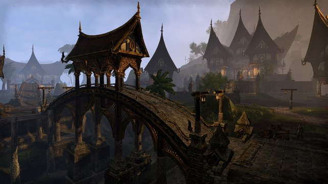 An den Docks von Stros M'Kai starten Spieler des Dolchsturz-Bündnis.