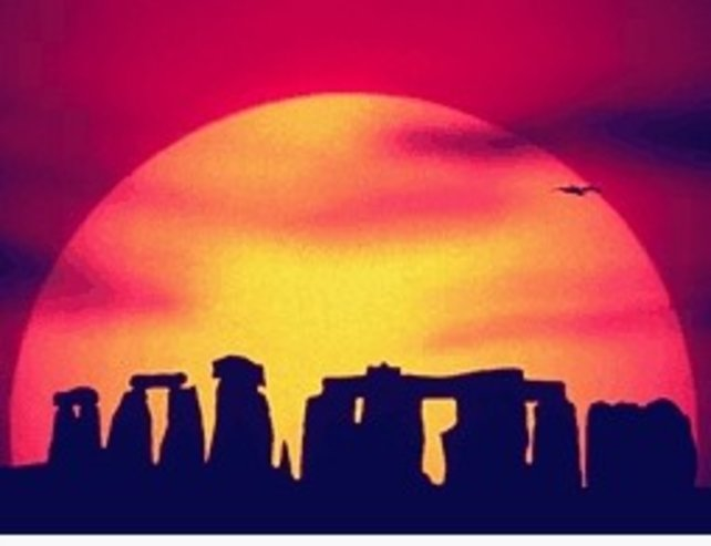 Ein gelungenes Bild von Stonehenge
