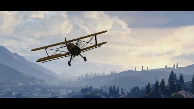 Trevor ist Chaot und Drogen-Koch. Perfekte Voraussetzung für den Job als Pilot.