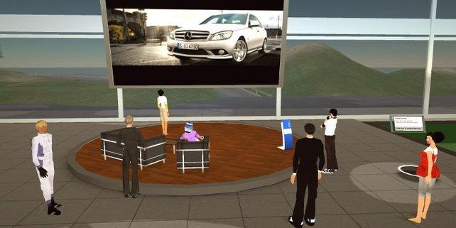 Nach dem Boom kommt der Niedergang: Auch Werbekunden verlassen die virtuelle Welt.