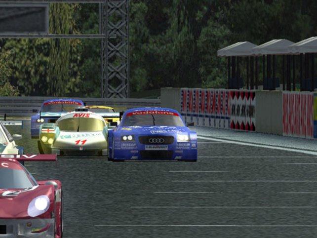 Der Audi TT - ein gute Wahl für die ersten Runden
