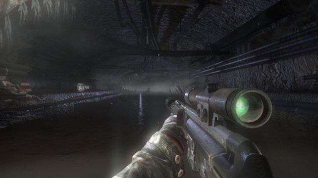 Ein Bild aus einer Mission oder dem Mehrspieler-Modus?