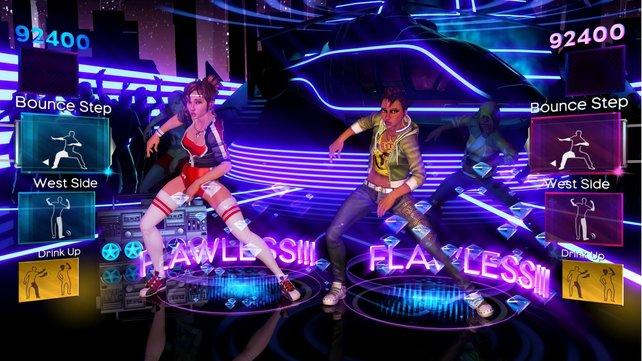 Dance Central 2 bringt euch den lang ersehnten Mehrspielermodus.