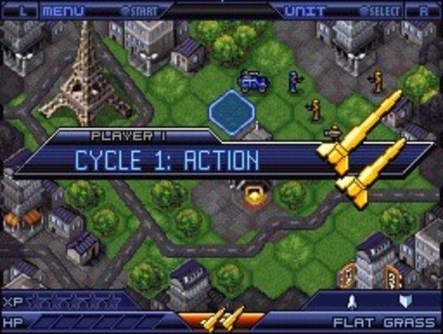 Endwar lässt sich komplett per Stylus spielen.