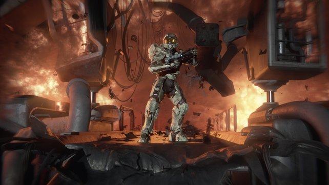 Der Master Chief kehrt in Halo 4 zurück.