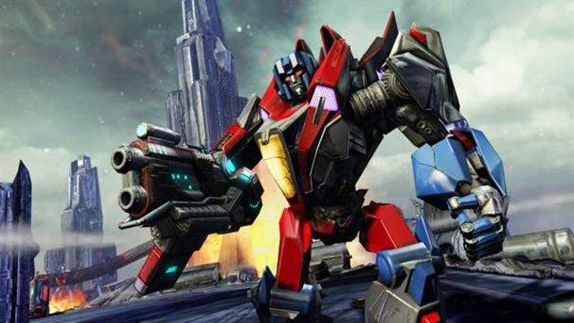 Transformers - Untergang von Cybertron erscheint voraussichtlich Ende August 2012.