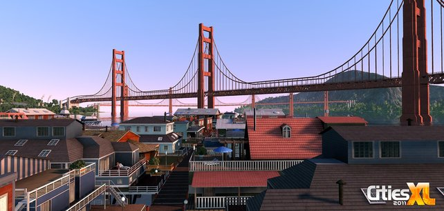 Straßen und Brücken zu bauen artet in Detailarbeit aus.