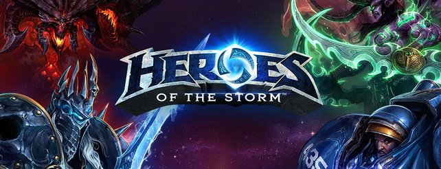 BlizzCon: Heroes of the Storm: Video zeigt Spielszenen mit bekannten Figuren