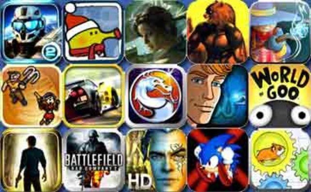 So viele Apps, so viele Spiele. Doch welche davon sind ihr Geld wirklich wert?