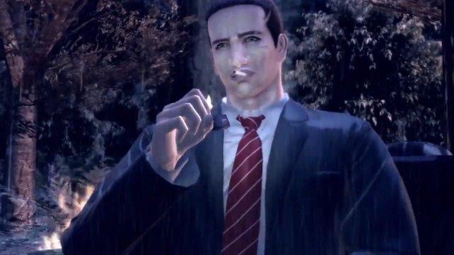 FBI-Agent York ist nicht nur Kettenraucher, sondern auch noch shizophren.