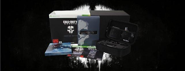 Call of Duty - Ghosts: Überwachung mit Prestige Edition und Onkel Jo